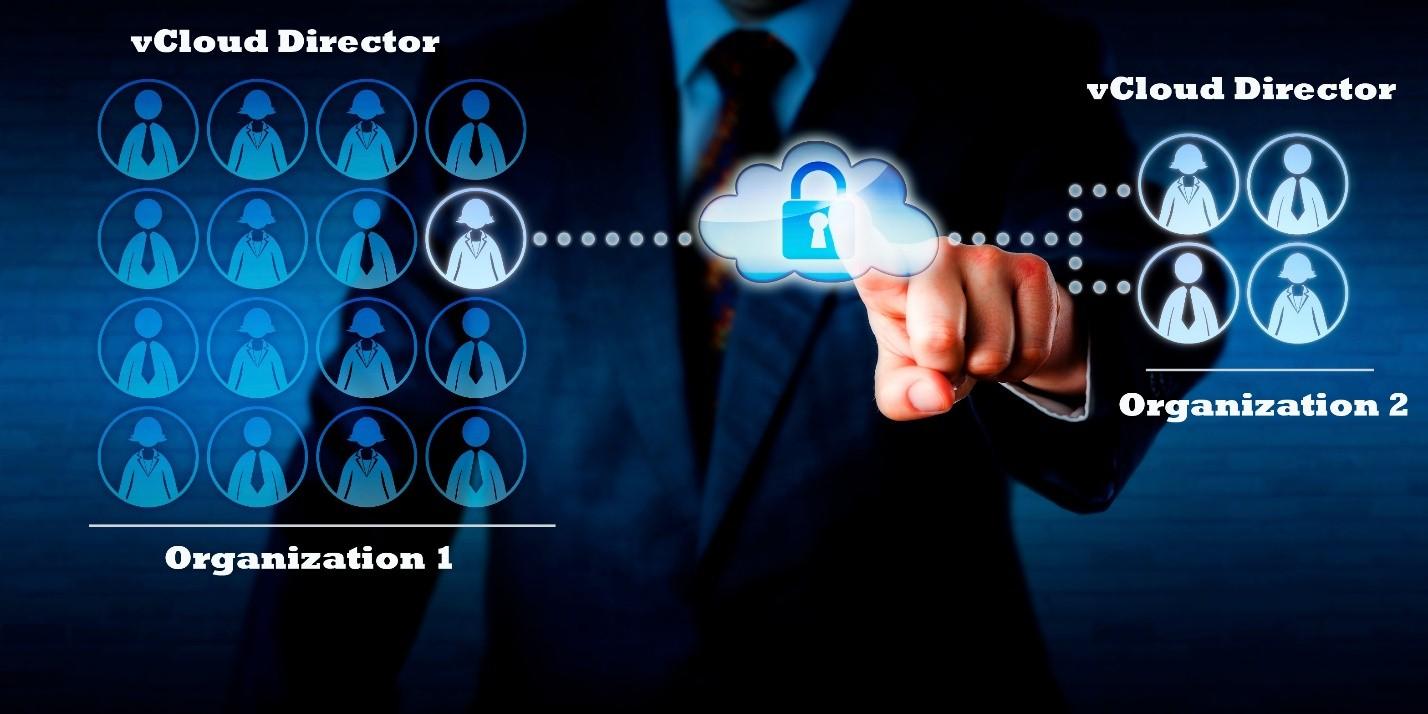 vCloud Director: как создать безопасное подключение между двумя организациями