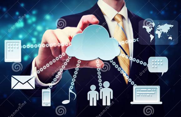 Подключение к корпоративному облаку
