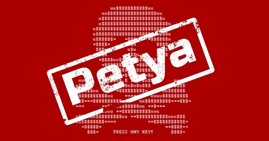Вирус-вымогатель Petya