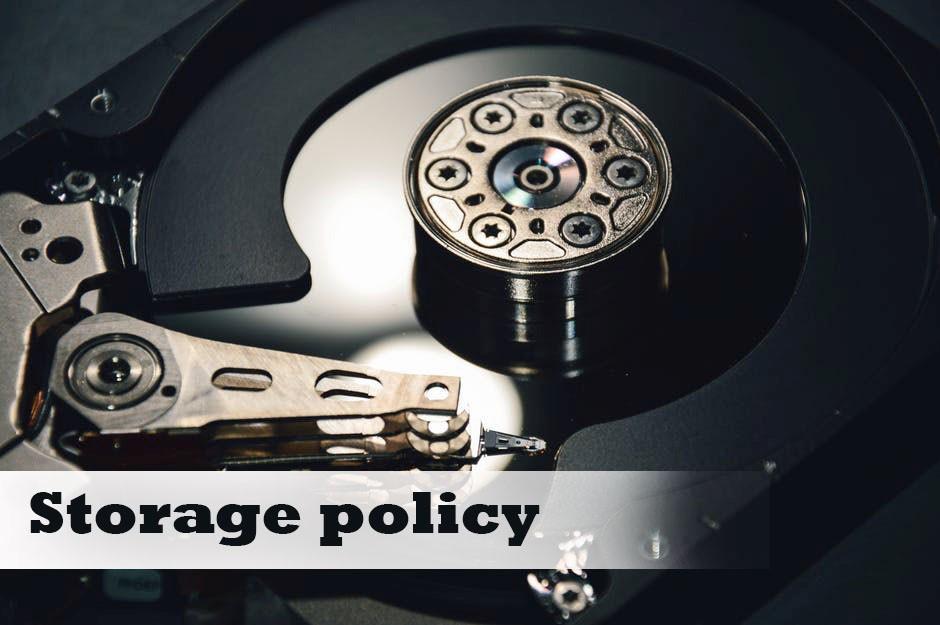 vCloud Director 8.10: гранулированное управление Storage Policy в разрезе виртуальных дисков