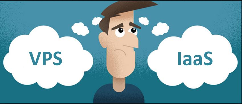 Тенденции: переход от VPS к облачному IaaS