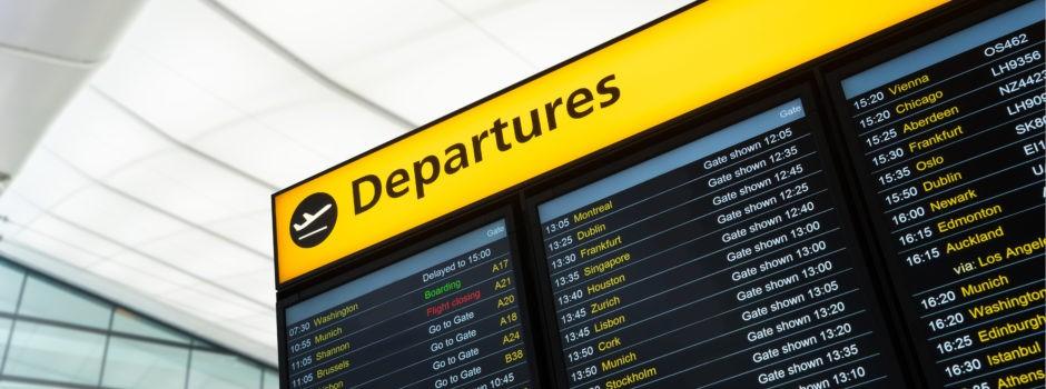 Система Flight Information Display System