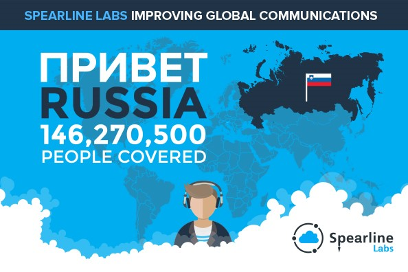Присутствие Spearline Labs на российском рынке