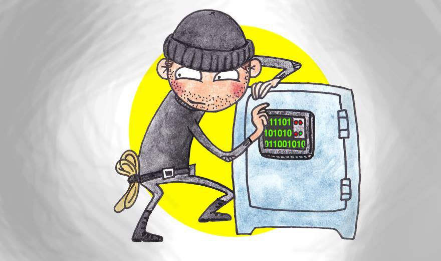 Угроза 5: кража учетных записей
