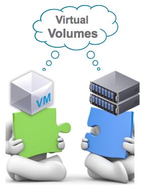 Что стоит знать о Virtual Volumes