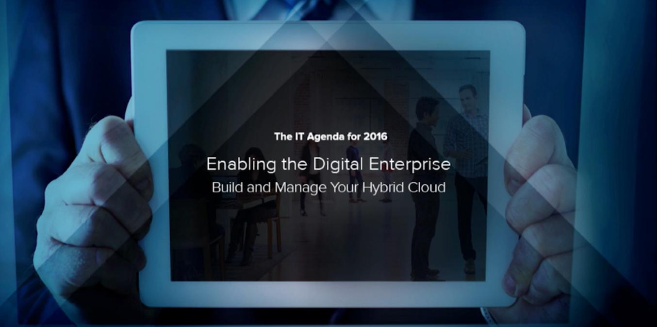 По следам Enabling The Digital Enterprise: анонсы продуктов и технологий VMware на 2016 год