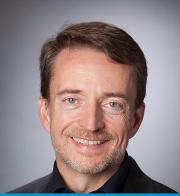 Арно Шен, представитель компании VMware
