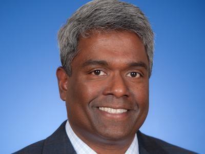 Джордж Куриан, генеральный директор NetApp